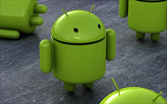 Imagen de la imagen corporativa de Android