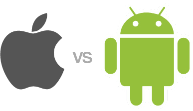 iOS contra Android