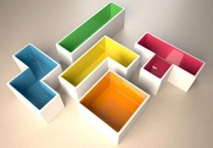 Imagen sobre juego tetris
