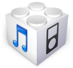 Imagen de un cubo representando iOS